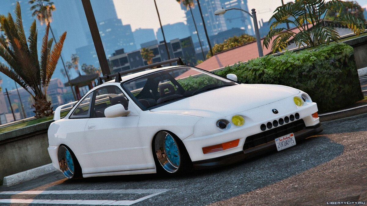 Acura Integra (JDM/Stock) 1.0 для GTA 5 - скриншот #4