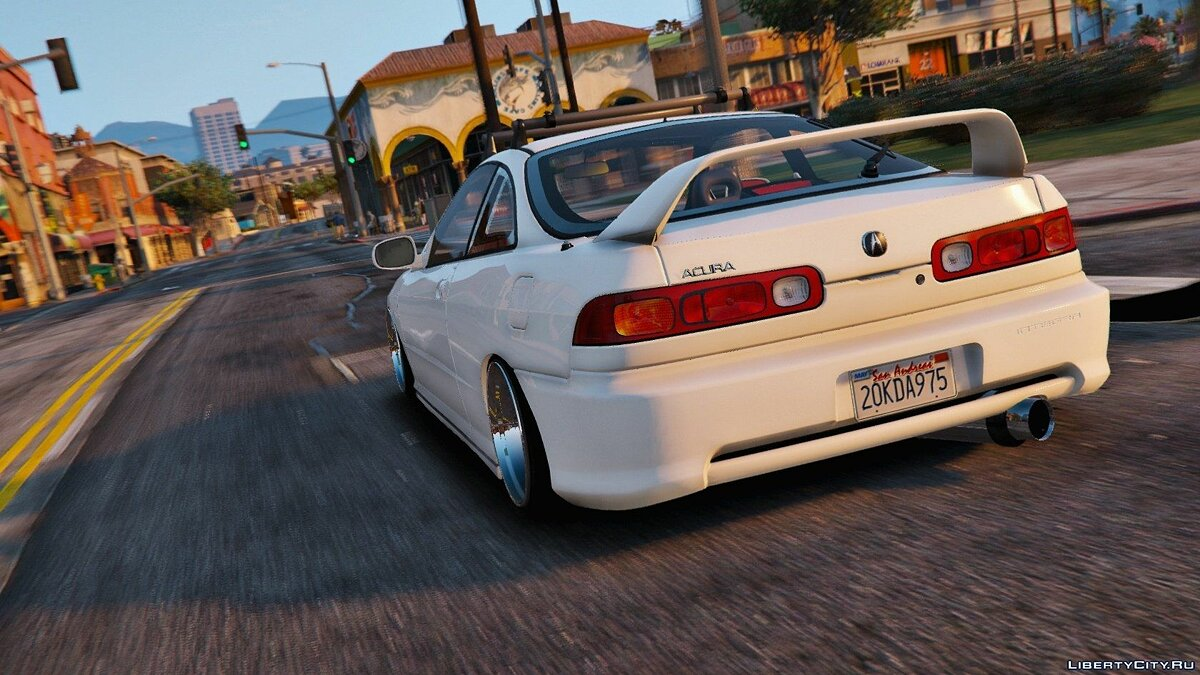 Acura Integra (JDM/Stock) 1.0 для GTA 5 - скриншот #5