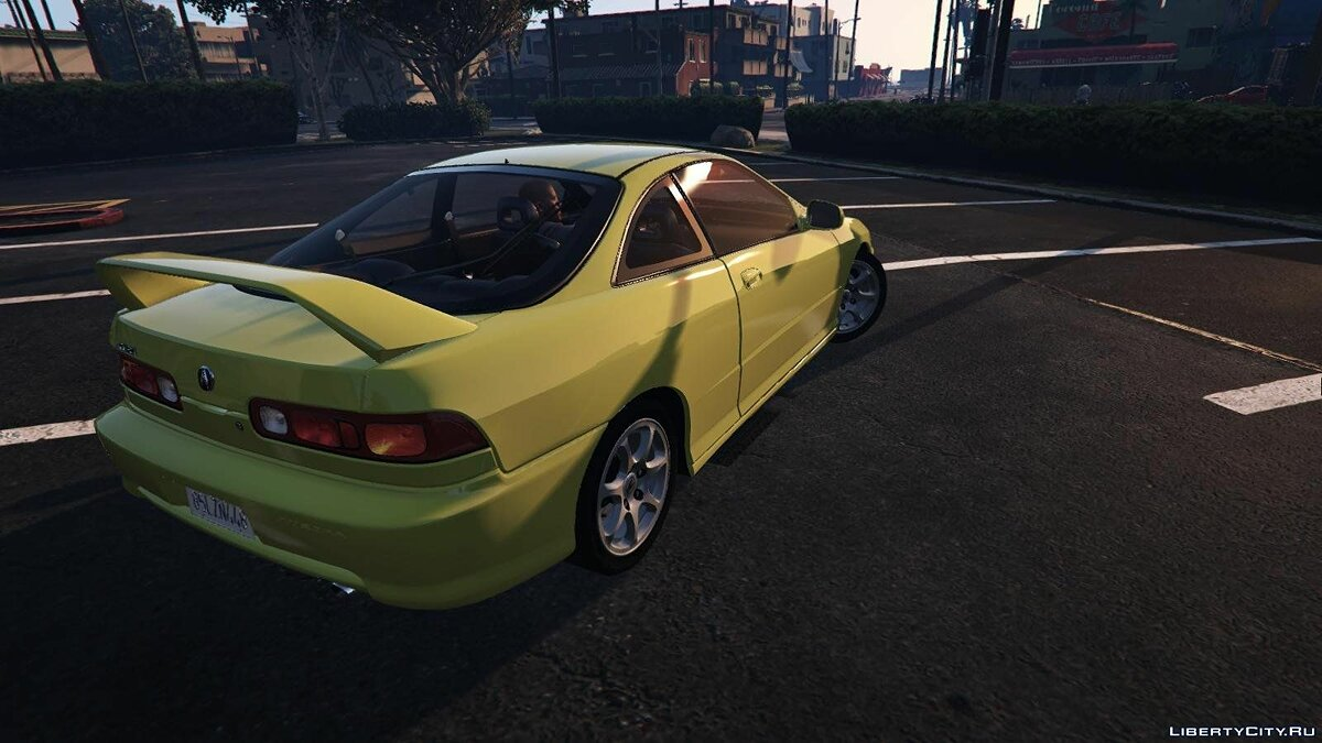 Acura Integra (JDM/Stock) 1.0 для GTA 5 - скриншот #7