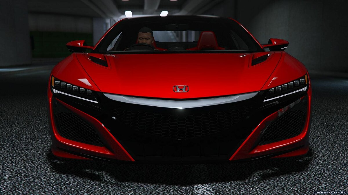 2016 Honda NSX (NC1) [Add-On] 1.5 для GTA 5 - скриншот #4