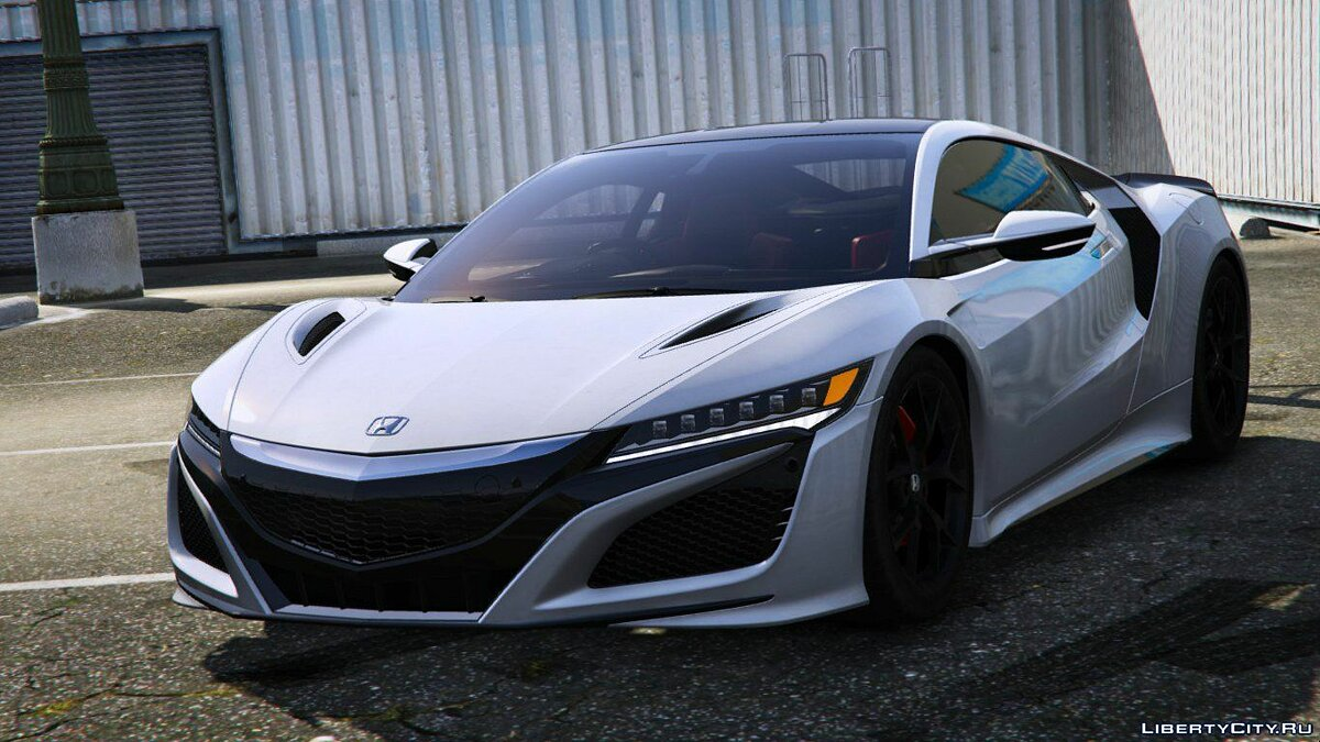 2016 Honda NSX (NC1) [Add-On] 1.5 для GTA 5