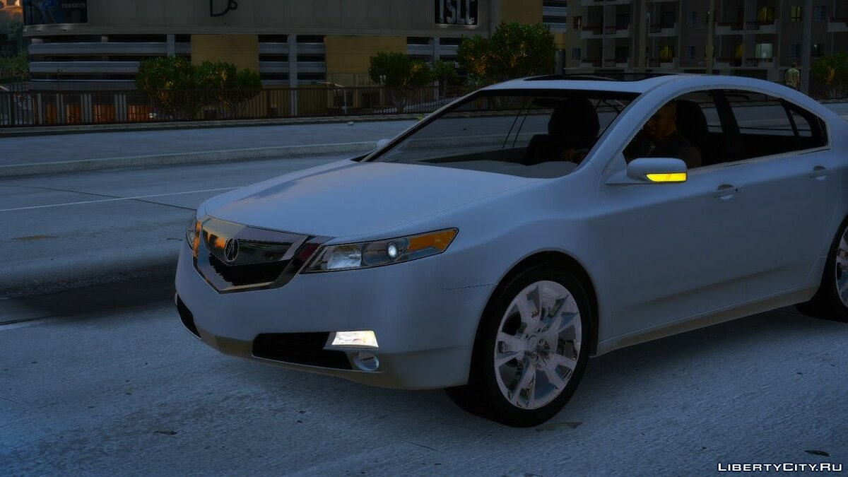 Машина Acura 2009 Acura TL [Replace] 1.0 для GTA 5
