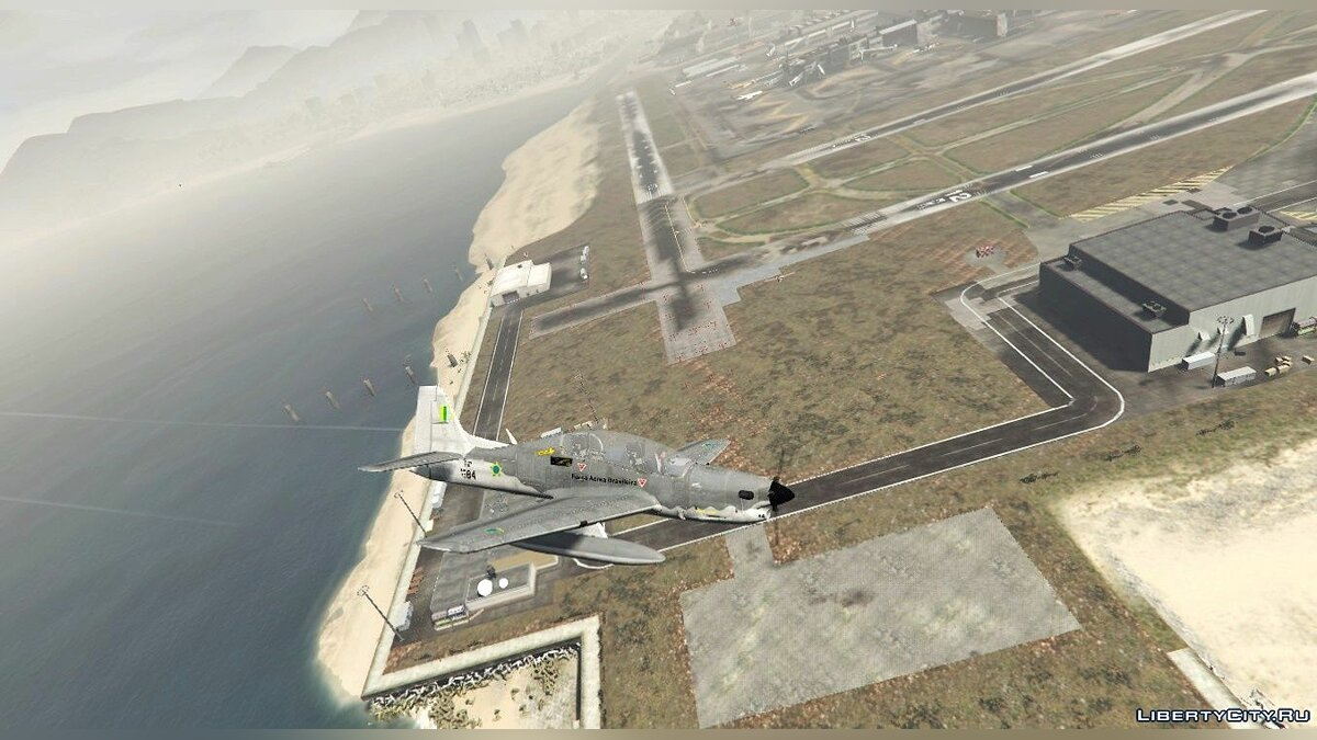 Embraer T-27 Tucano [Add-On] 1.0 для GTA 5 - скриншот #2