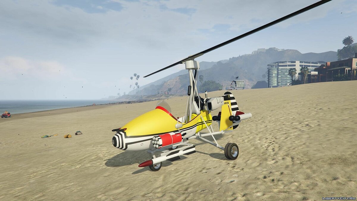 Autogiro [Add-On] для GTA 5