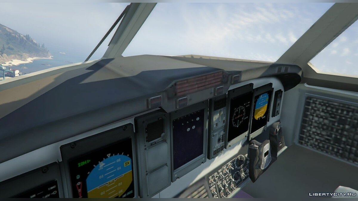 Embraer 120 House [Add-On] для GTA 5