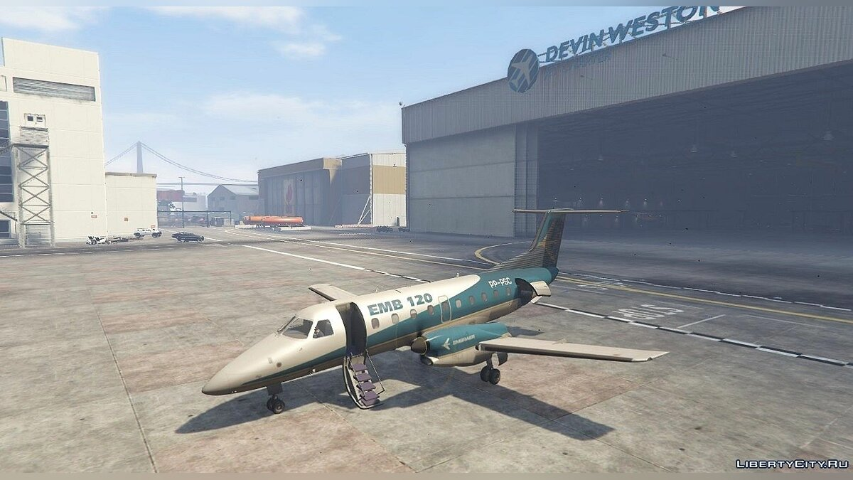 Embraer 120 House [Add-On] для GTA 5 - скриншот #3