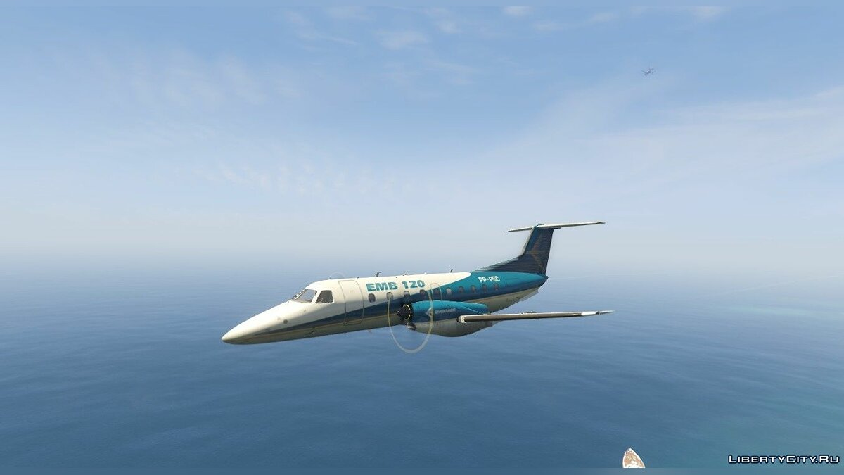 Embraer 120 House [Add-On] для GTA 5 - скриншот #4