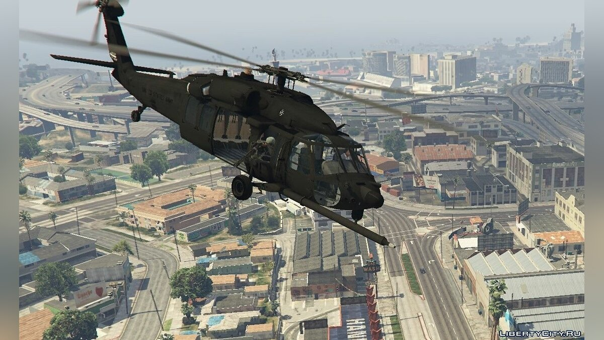 MH-60L Black Hawk v1.2 для GTA 5