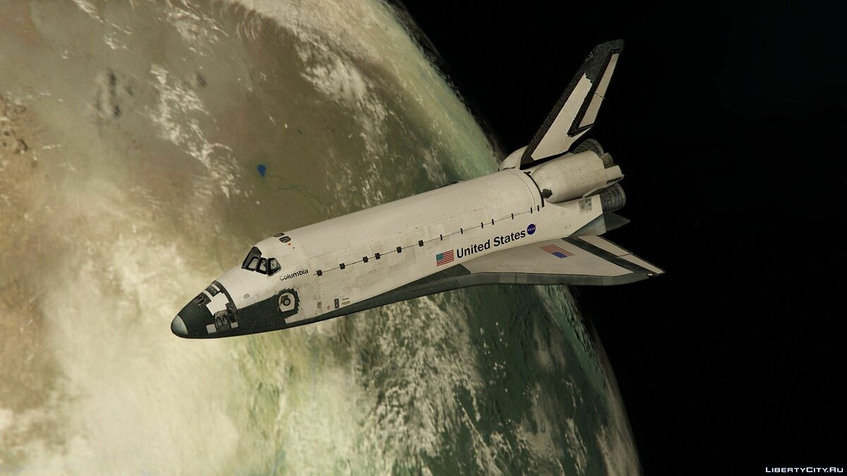 Space Shuttle NASA [Add-On | Standalone] 1.0 для GTA 5 - скриншот #11