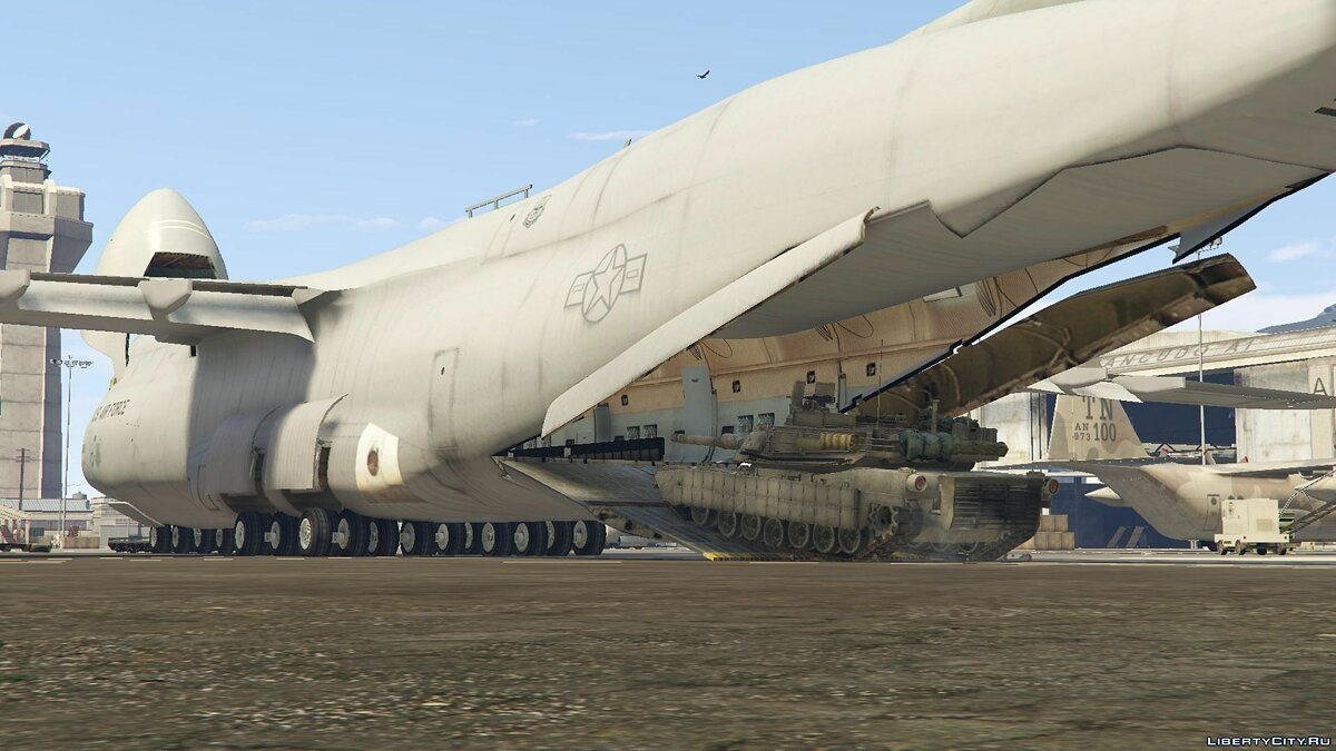 C-5M Super Galaxy [Add-On] для GTA 5 - скриншот #3