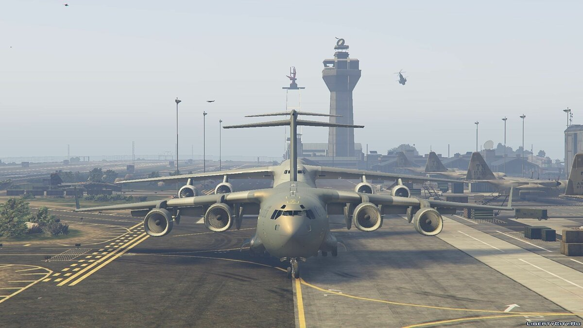 C-5M Super Galaxy [Add-On] для GTA 5 - скриншот #5