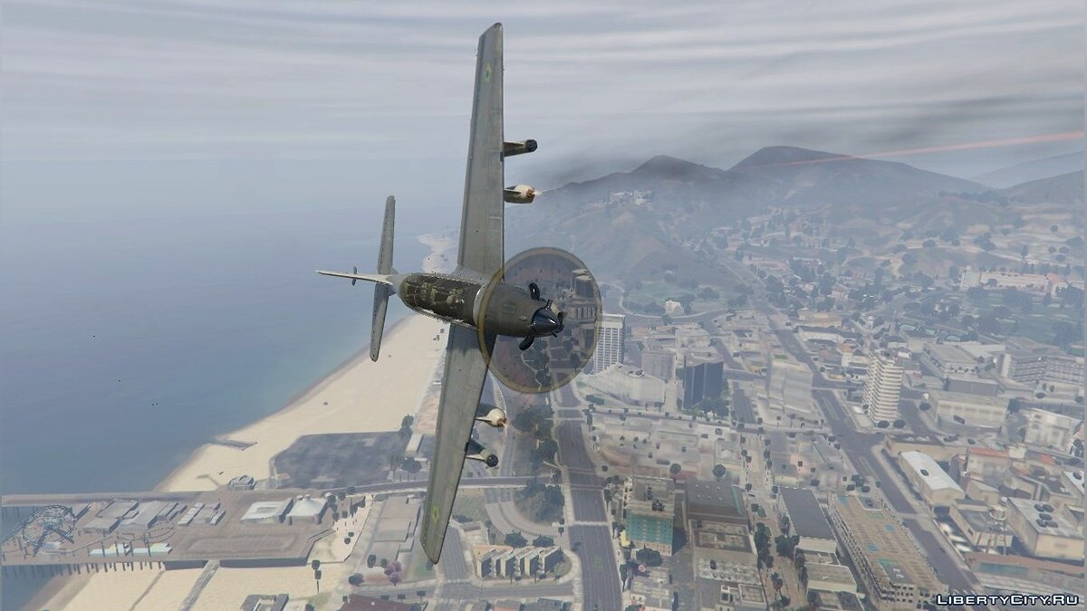 EMB312 Tucano [Add-On] для GTA 5