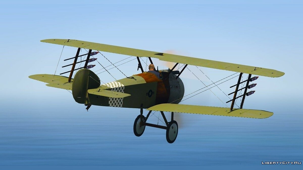 World War 1 Plane Pack [Add-On] 1.0 для GTA 5 - скриншот #3