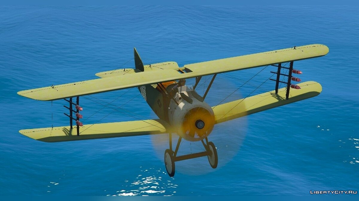 World War 1 Plane Pack [Add-On] 1.0 для GTA 5
