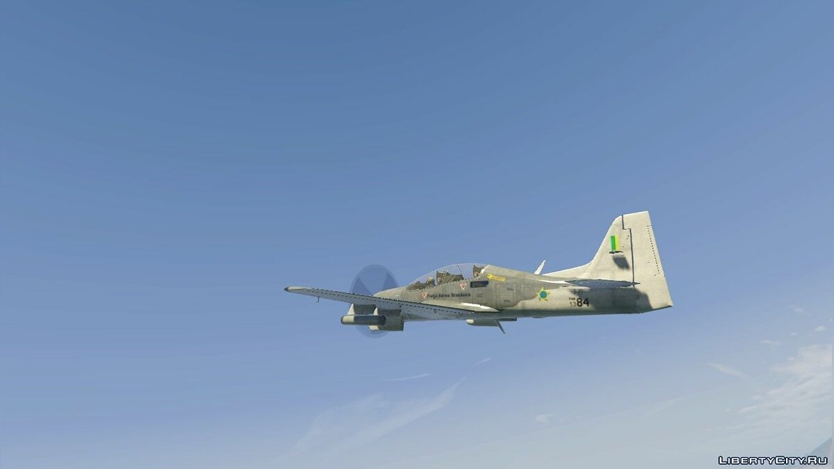 EMB-312 Tucano [Add-On] для GTA 5