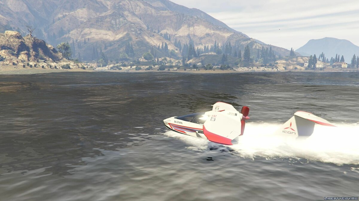 Icon A5 Sport [+ Add-On] для GTA 5 - скриншот #7
