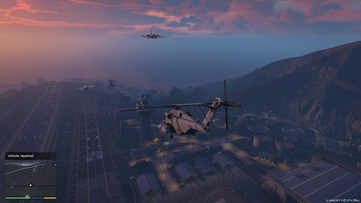 Sikorsky CH-53 Sea Stallion [Add-on / Replace] 0.2 для GTA 5 - скриншот #3