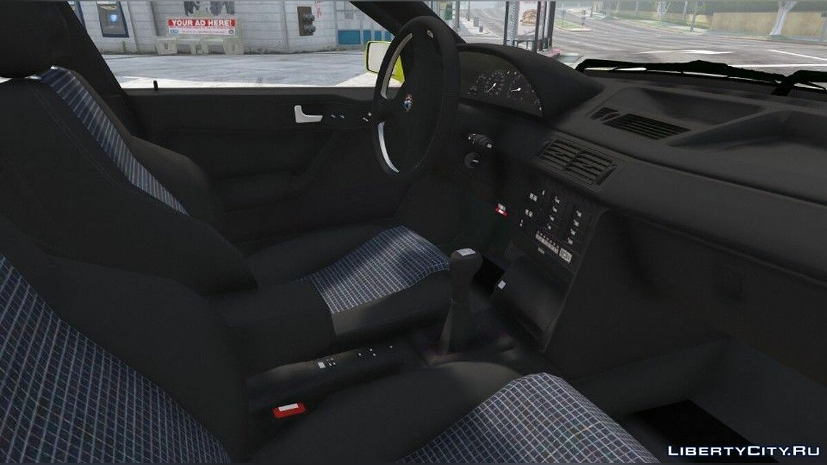 ��ашина Alfa Romeo 1992 Alfa Romeo 155 Q4 [Add-On] для GTA 5
