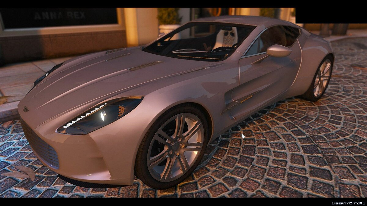 2012 Aston Martin One-77 [HQ | Autospoiler | Tunable | DirtMap] v1.0 для GTA 5