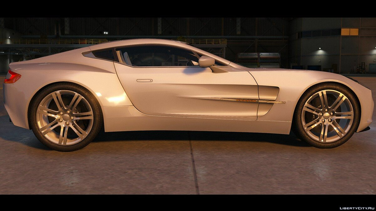2012 Aston Martin One-77 [HQ | Autospoiler | Tunable | DirtMap] v1.0 для GTA 5 - скриншот #2