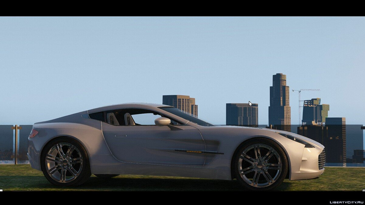 2012 Aston Martin One-77 [HQ | Autospoiler | Tunable | DirtMap] v1.0 для GTA 5 - скриншот #3
