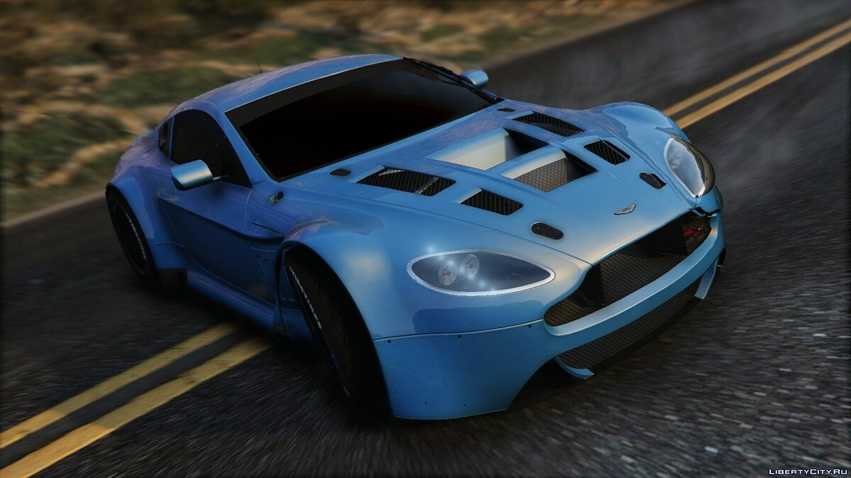 Aston Martin Vantage GT3 [Add-On] 2.0 для GTA 5 - скриншот #4