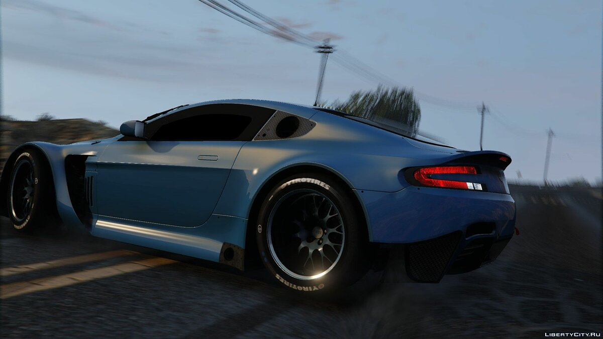 Aston Martin Vantage GT3 [Add-On] 2.0 для GTA 5 - скриншот #6