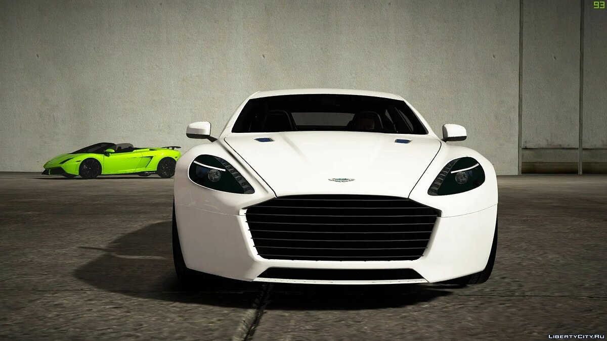 Машина Aston Martin Aston Martin Rapide S [Add-On] 1.1 для GTA 5