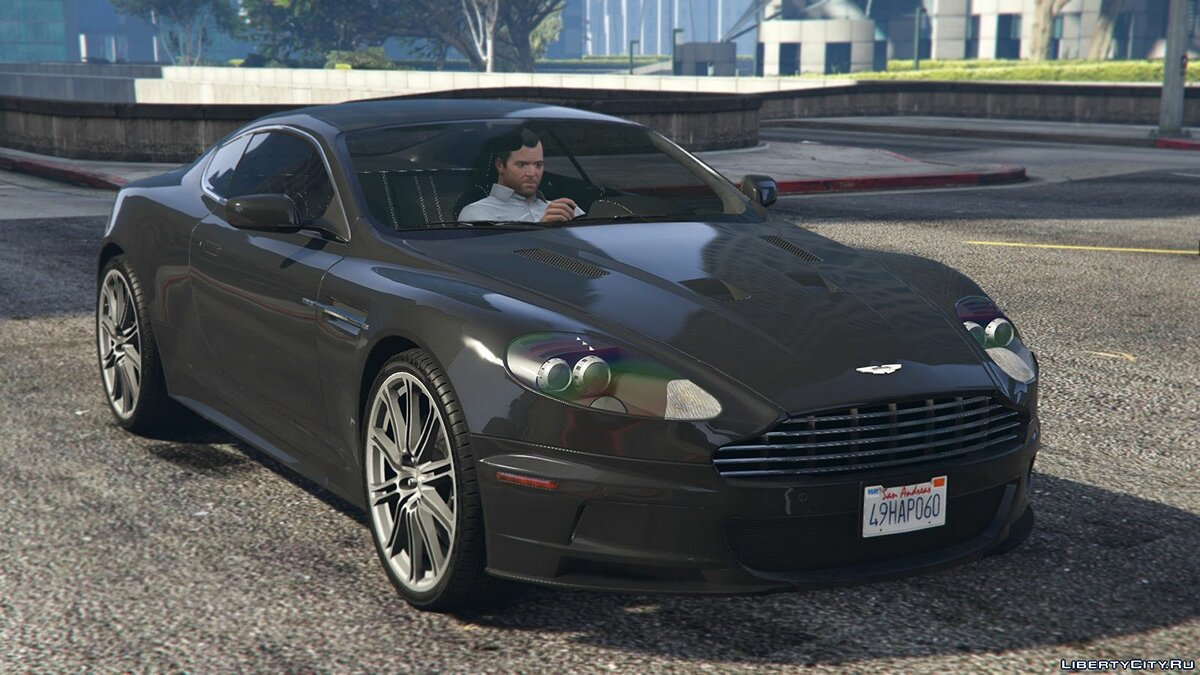 Машина Aston Martin Aston Martin DBS [Add-On / Replace] 1.0 для GTA 5