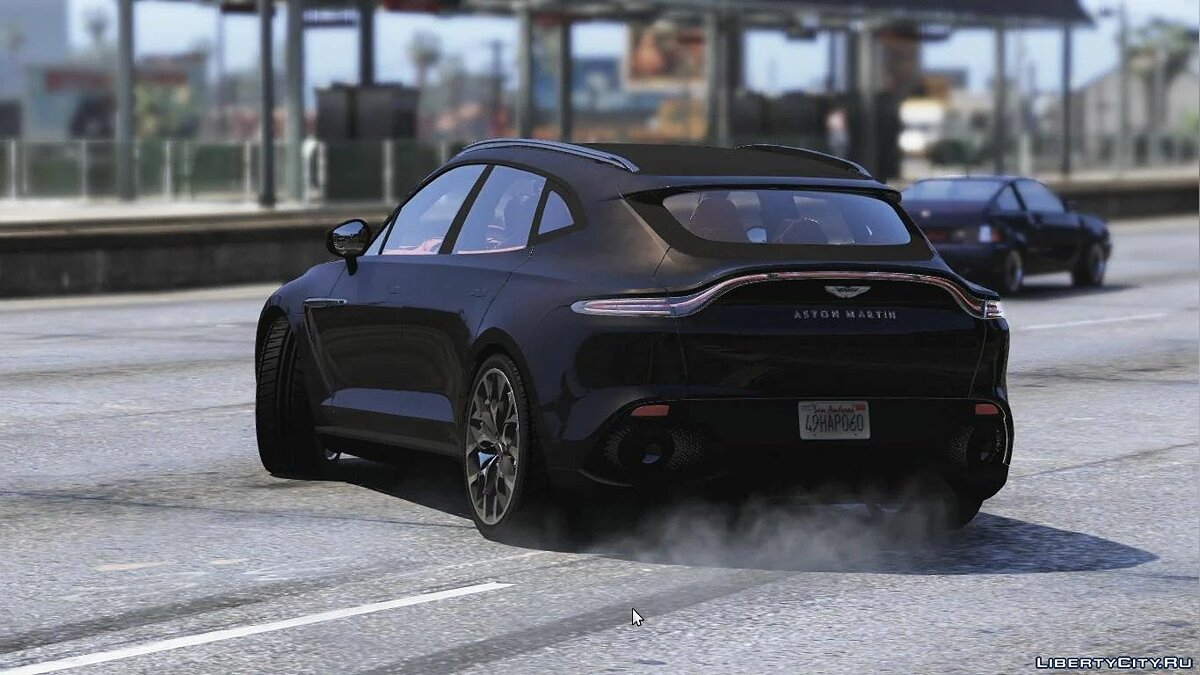 Машина Aston Martin 2019 Aston Martin DBX [Add-On; Replace] 1.0 для GTA 5