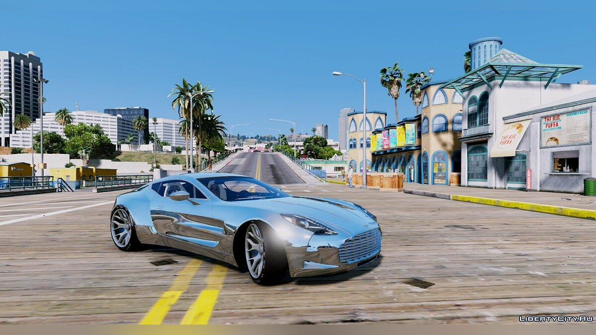 Aston Martin One-77 Edition [Add-On] для GTA 5 - скриншот #2
