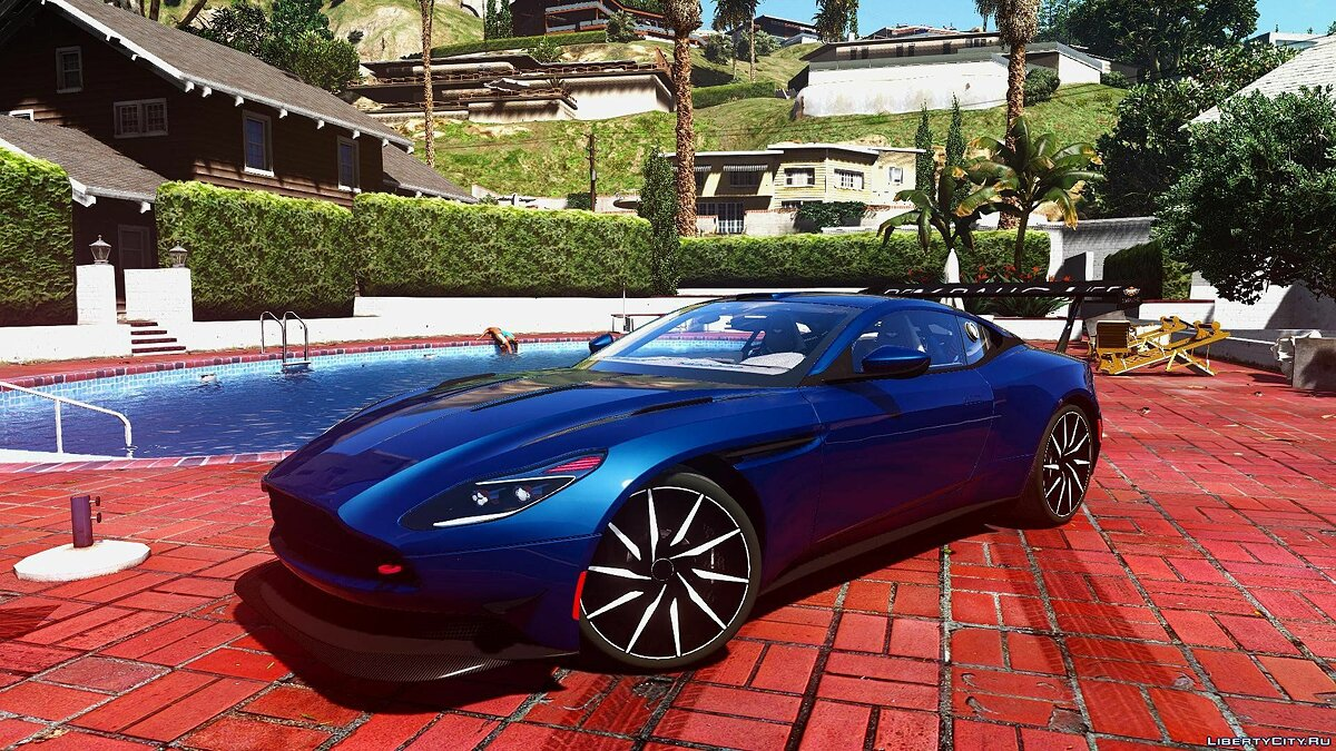2016 Aston martin DB11 [Unlocked | Tuning | HQ] 1.0 для GTA 5