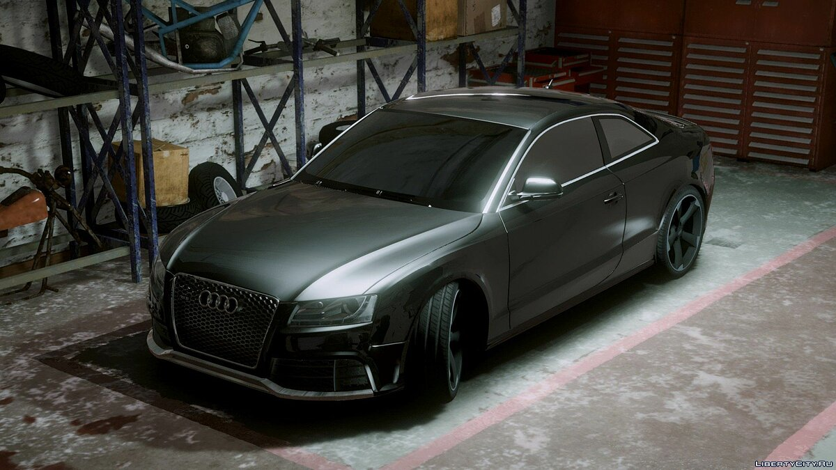 Audi RS5 2011 [Add-On Replace] 1.01 для GTA 5 - скриншот #3