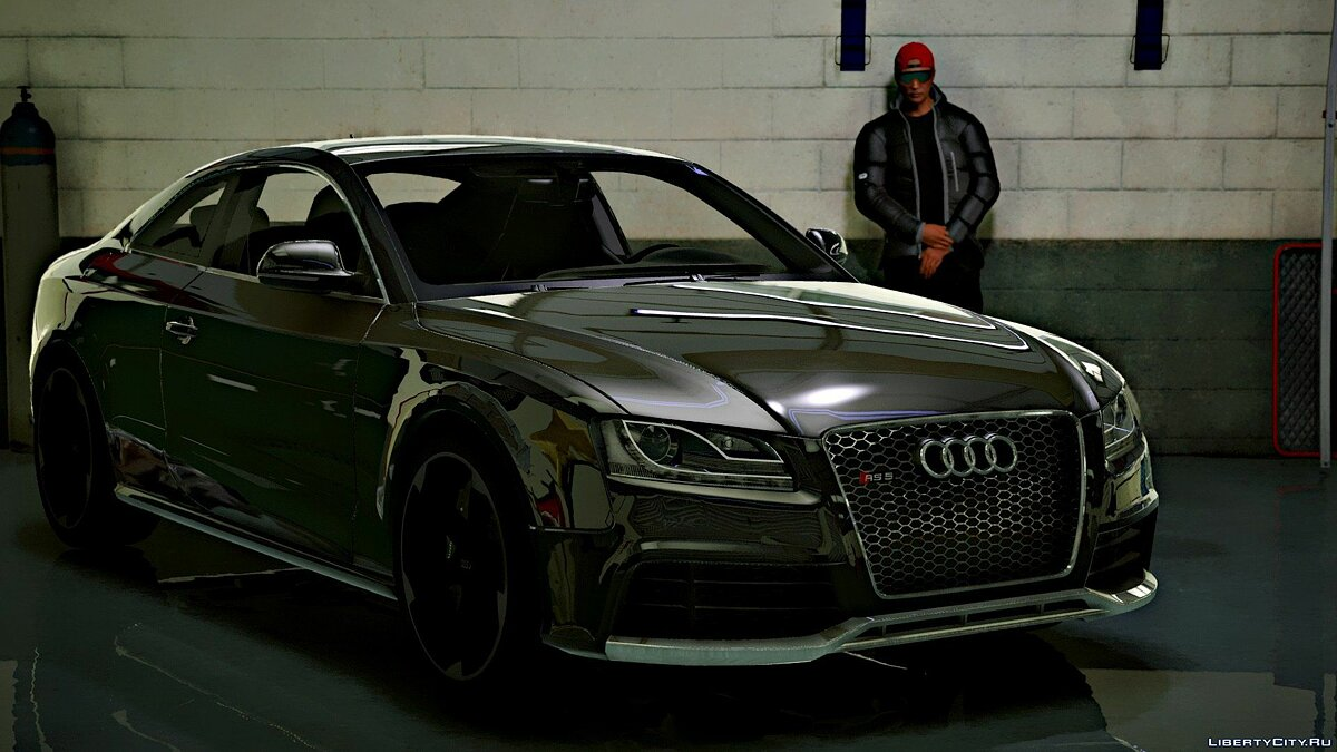 Audi RS5 2011 [Add-On Replace] 1.01 для GTA 5 - скриншот #4