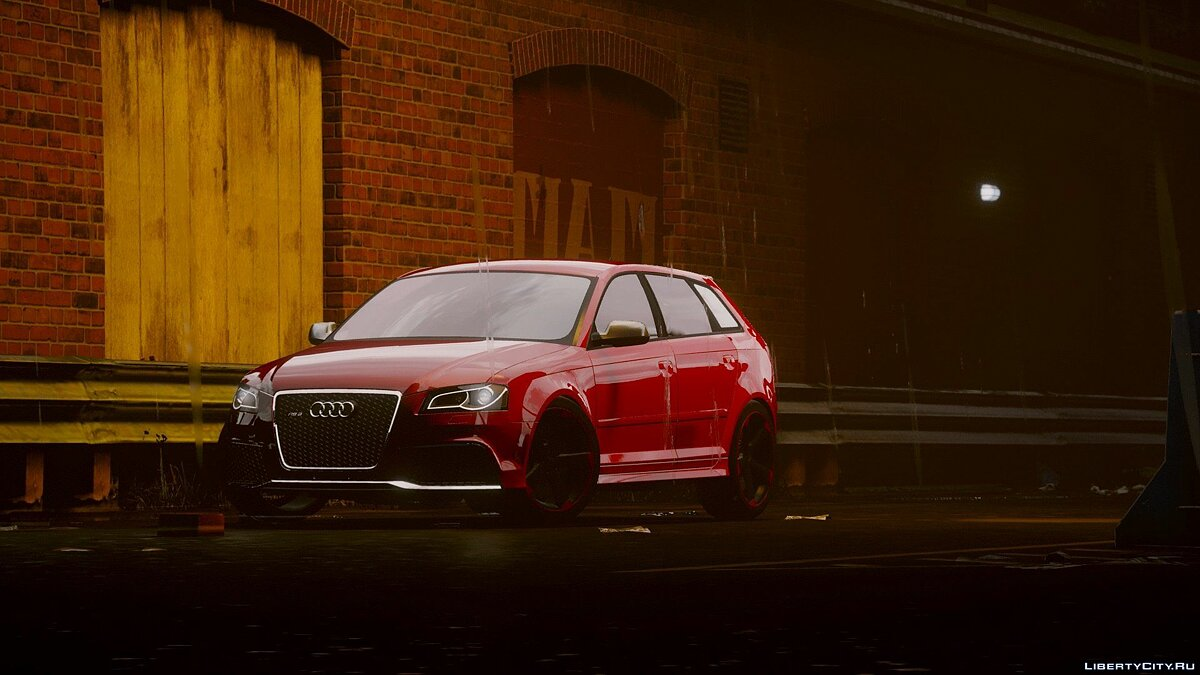 2011 Audi RS3 [Add-On / Replace | Tuning] 0.5 для GTA 5