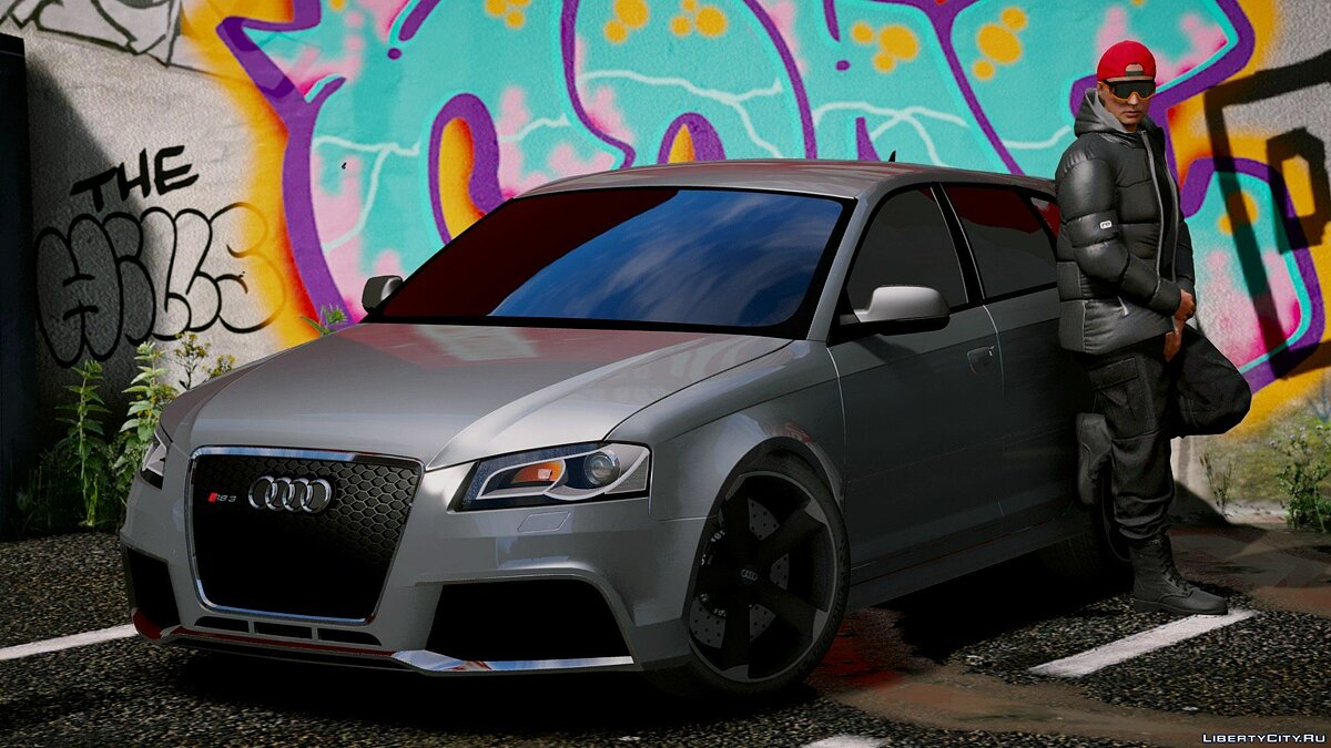 2011 Audi RS3 [Add-On / Replace | Tuning] 0.5 для GTA 5 - скриншот #5