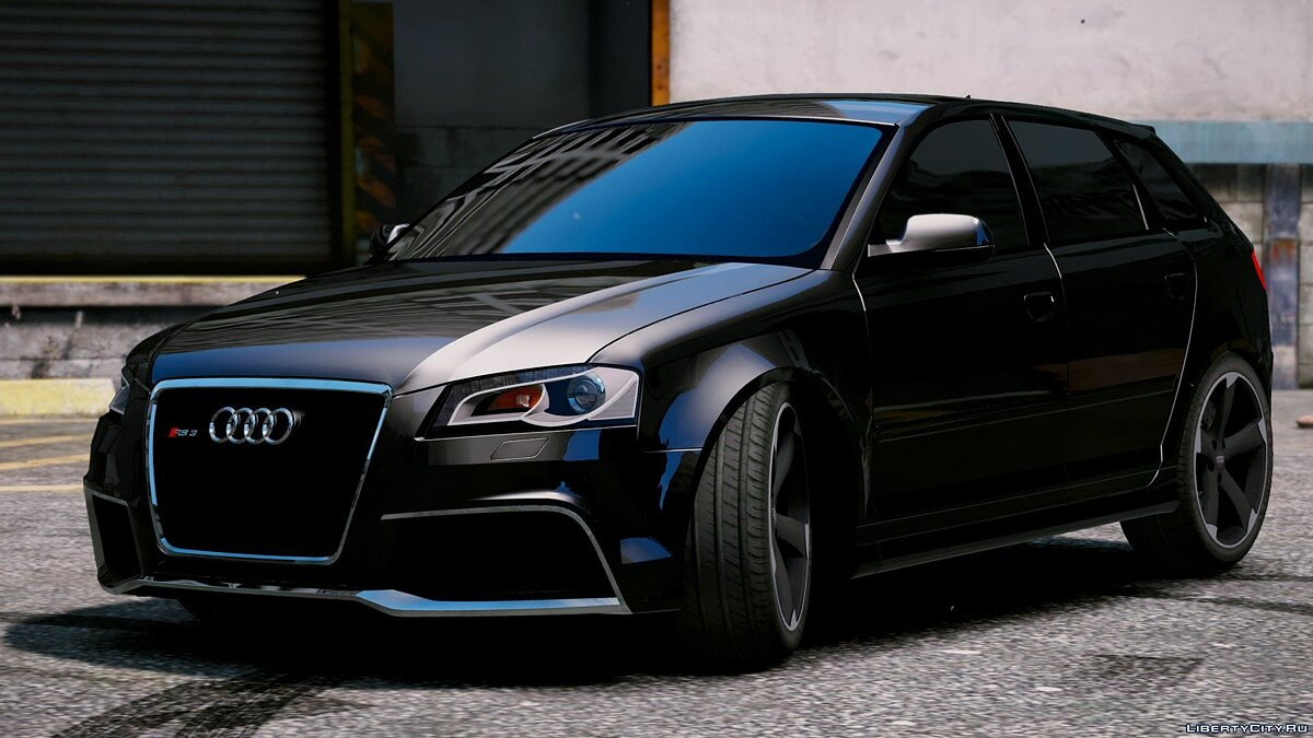 2011 Audi RS3 [Add-On / Replace | Tuning] 0.5 для GTA 5 - скриншот #8