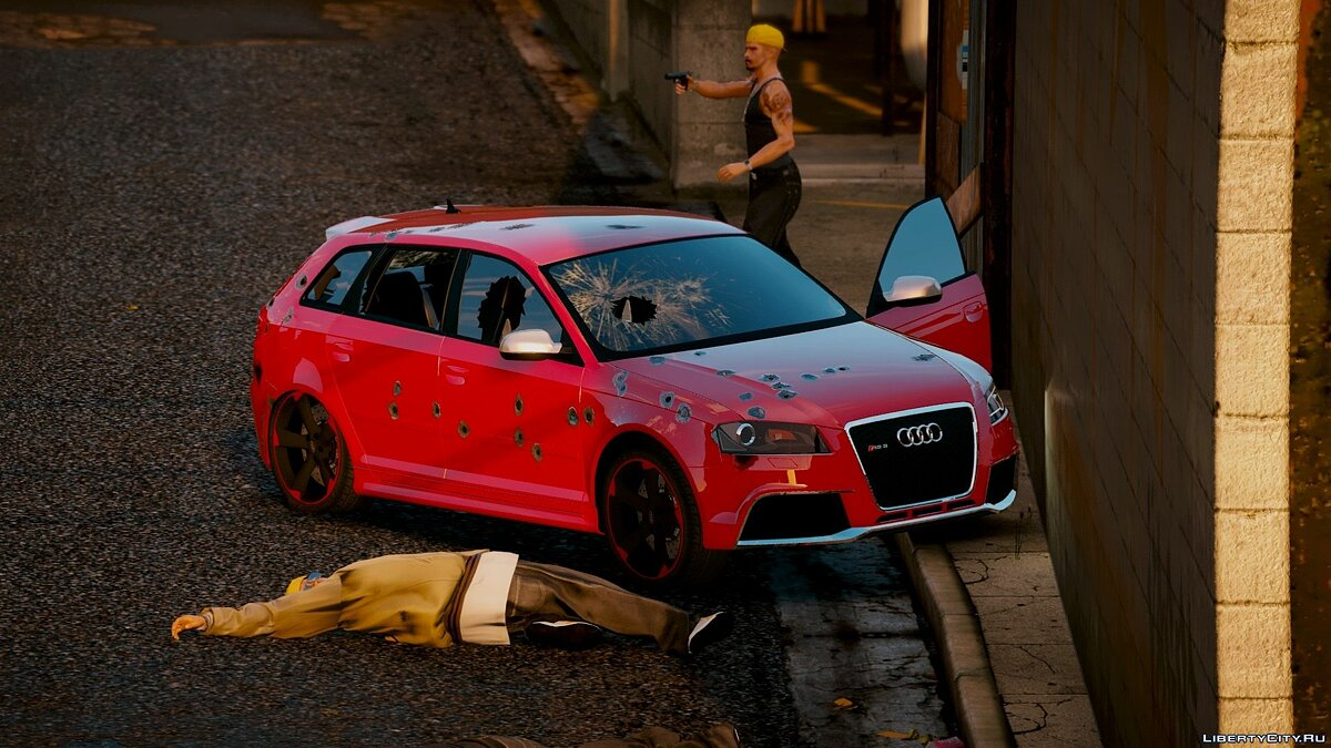 2011 Audi RS3 [Add-On | Tuning] 0.1 для GTA 5 - скриншот #6