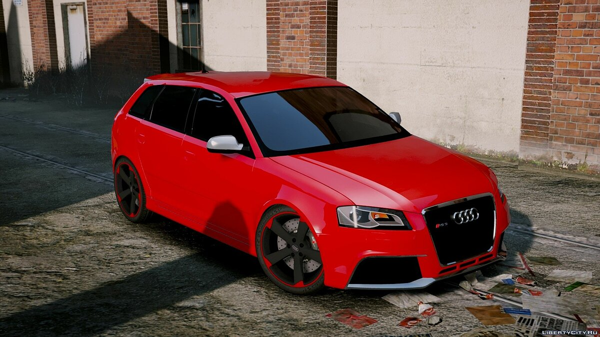 2011 Audi RS3 [Add-On | Tuning] 0.1 для GTA 5 - скриншот #8