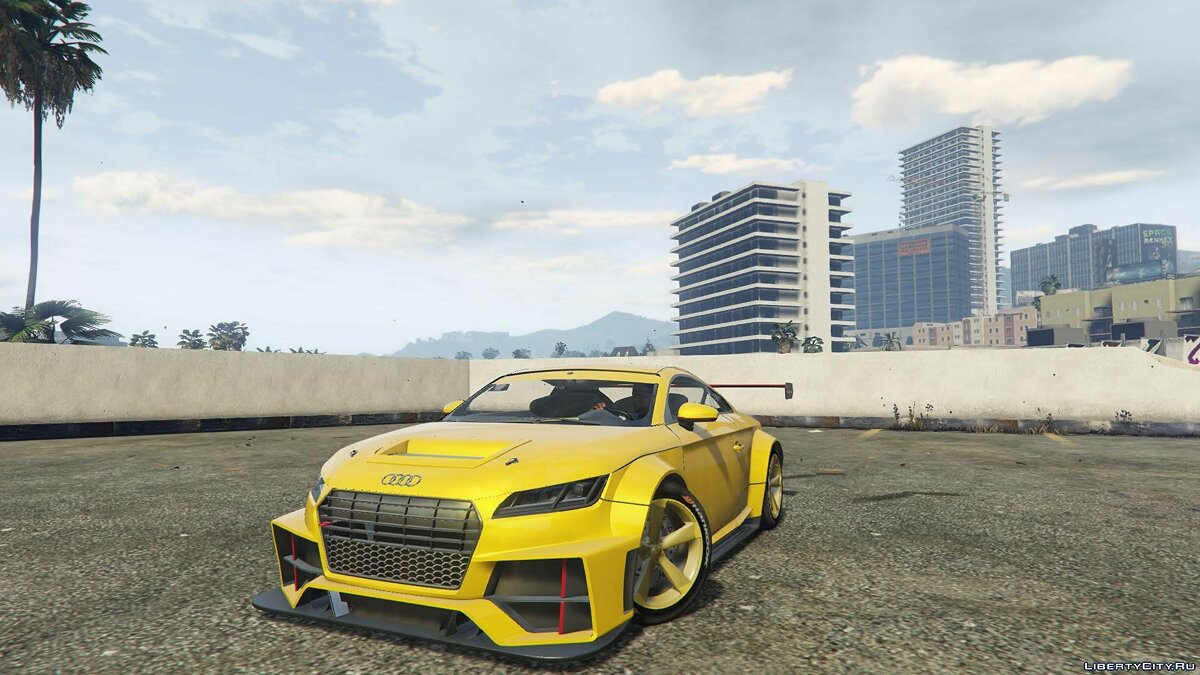 2015 Audi TT Cup Stock [Add-On / Replace] для GTA 5 - скриншот #2