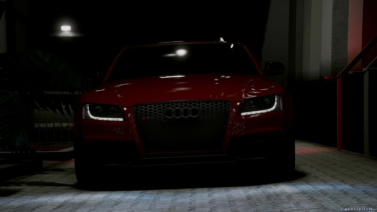 Audi RS5 2011 [Add-On / Replace | Tuning] 2.0 для GTA 5 - скриншот #2