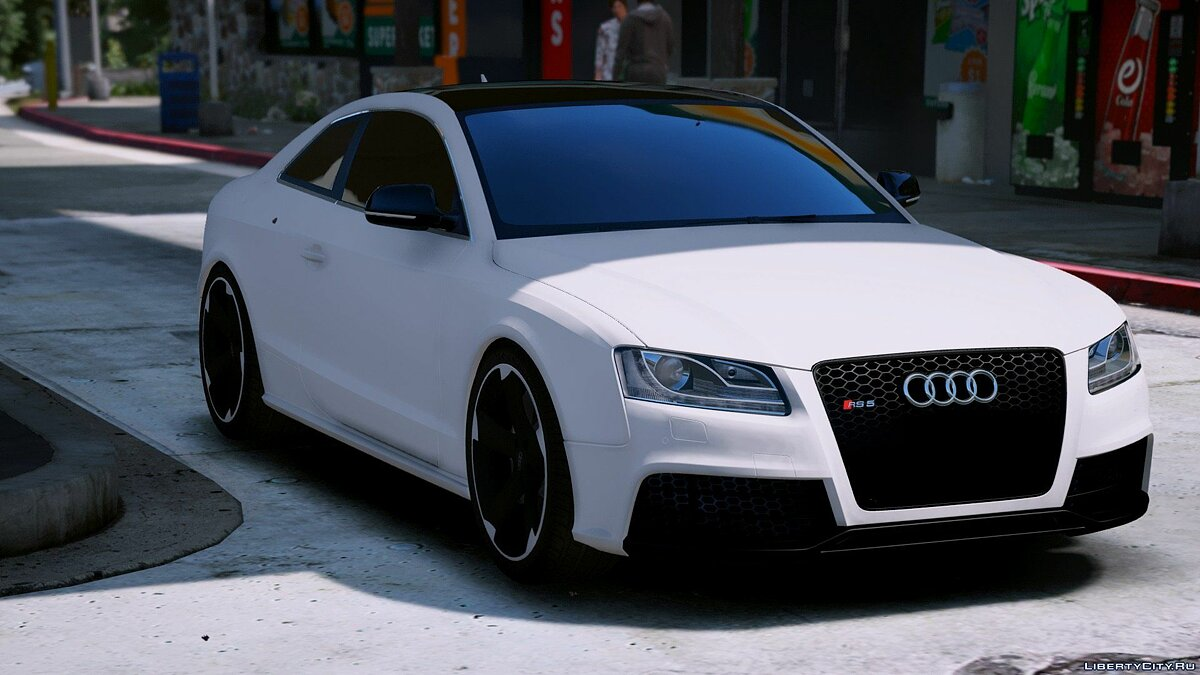 Audi RS5 2011 [Add-On / Replace | Tuning] 2.0 для GTA 5 - скриншот #3