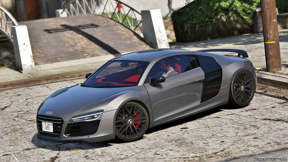 2013 Audi R8 V10 & PPI Razor Tuning [Add-On] 1.2 для GTA 5 - скриншот #4