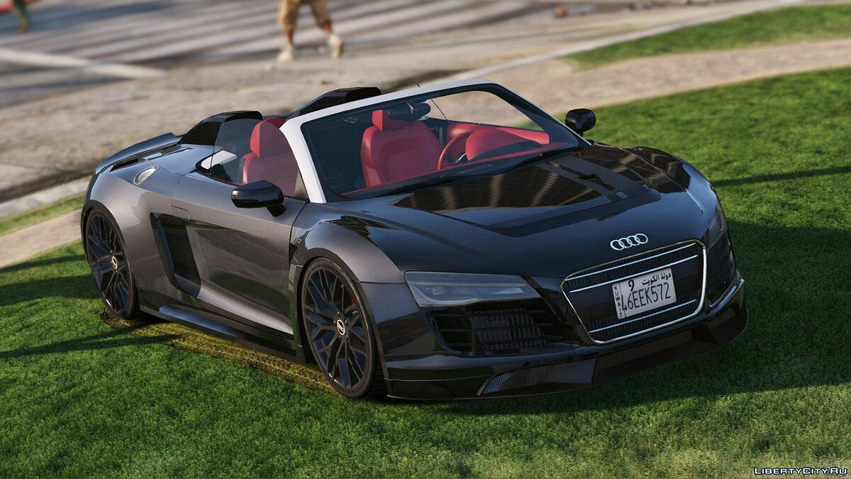 2013 Audi R8 V10 & PPI Razor Tuning [Add-On] 1.2 для GTA 5 - скриншот #7
