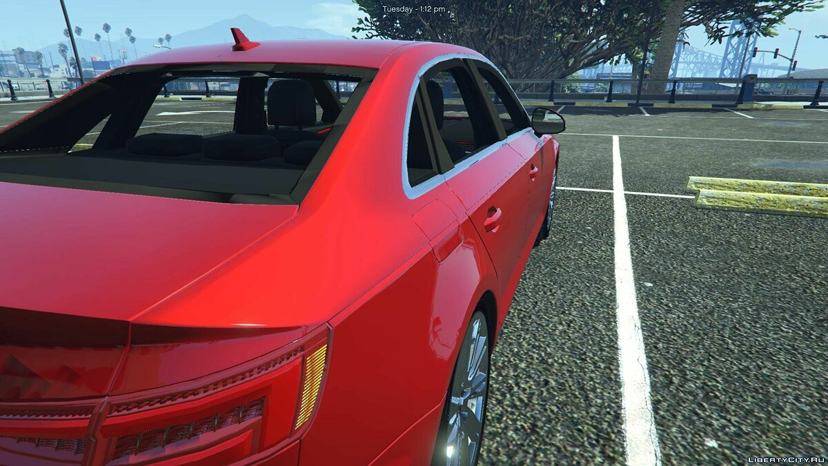 Audi A4 TFSI Quattro 2017 [Add-On / Replace] 1.1 для GTA 5 - скриншот #3