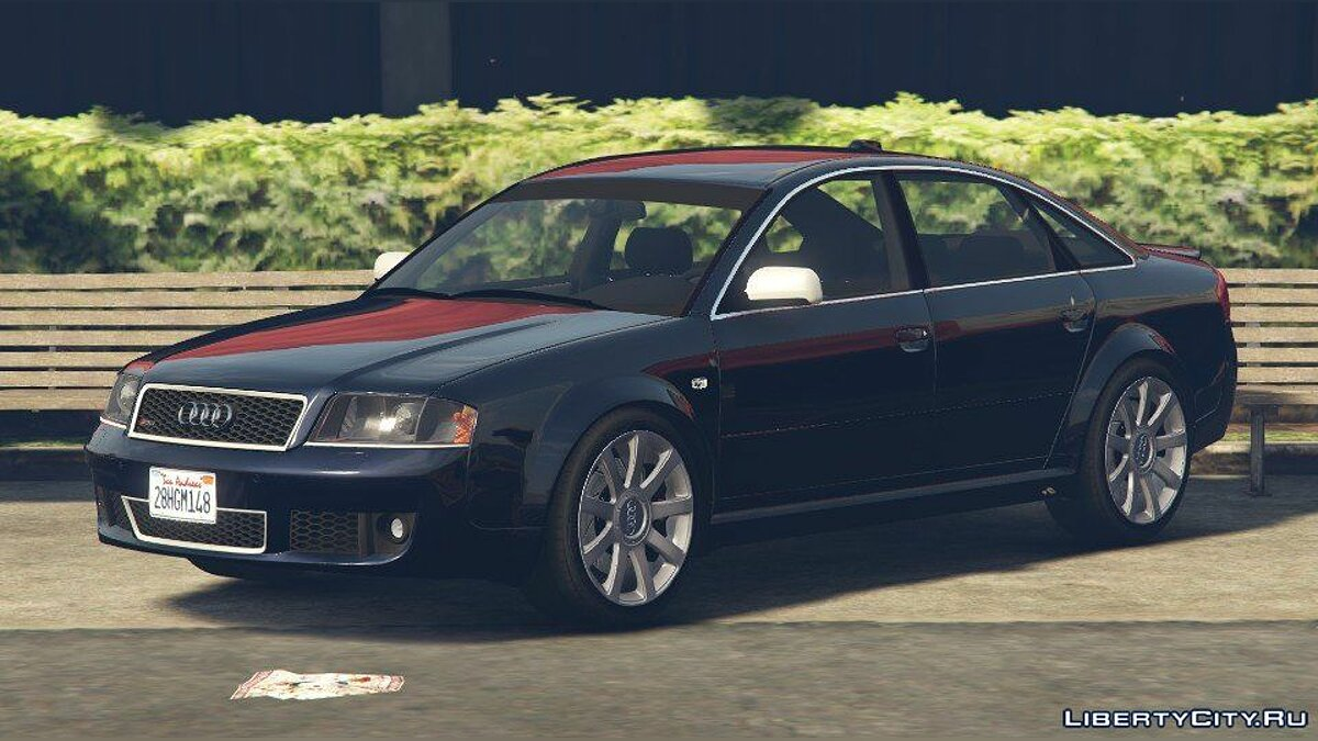 2003 Audi RS6 [Add-on / Replace] 1.0 для GTA 5