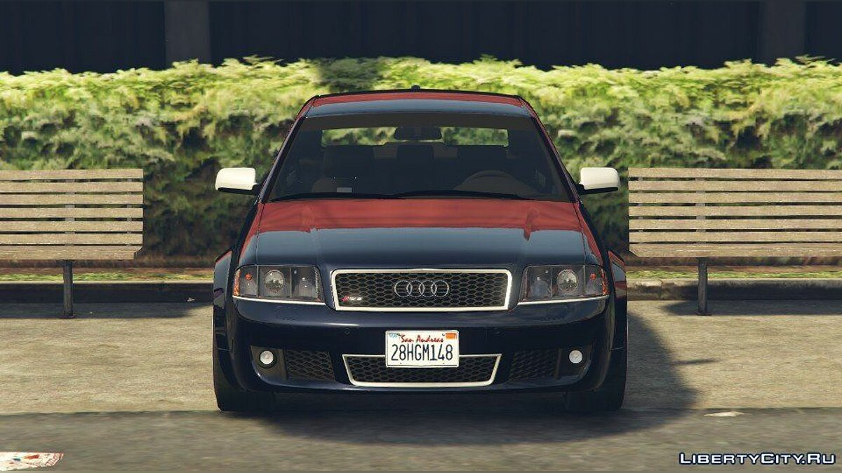 2003 Audi RS6 [Add-on / Replace] 1.0 для GTA 5 - скриншот #2