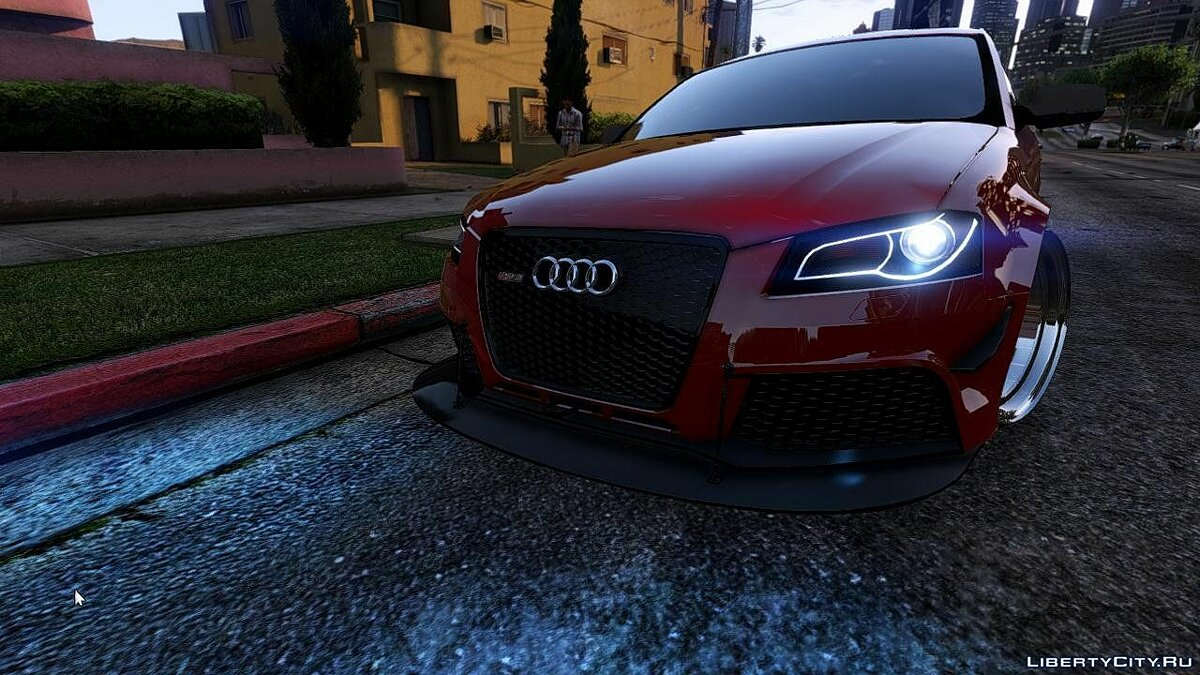 Audi RS3 [Add On] 1.0 для GTA 5 - скриншот #2