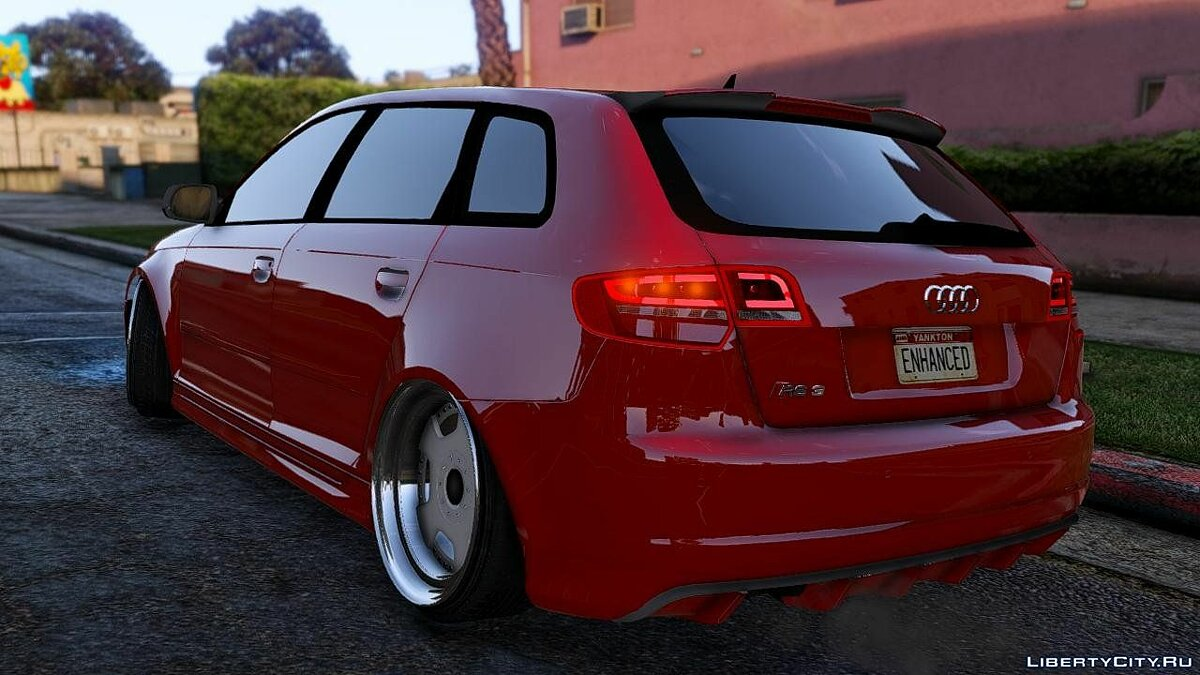 Audi RS3 [Add On] 1.0 для GTA 5 - скриншот #3