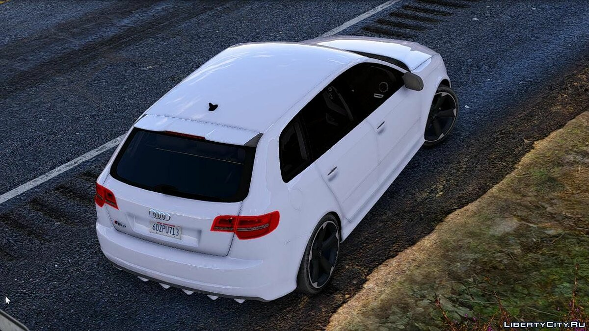 Audi RS3 [Add On] 1.0 для GTA 5 - скриншот #4